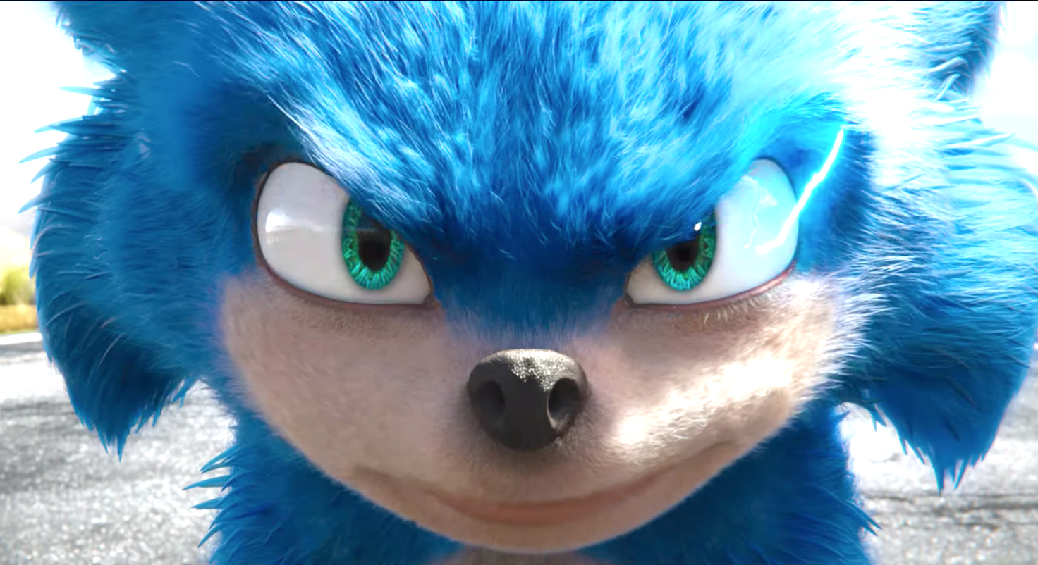 Sonic The Hedgehog Movie Trailer Reaction - Furry Review